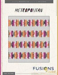 Metroplitan Art Gallery Fusion quilt kit