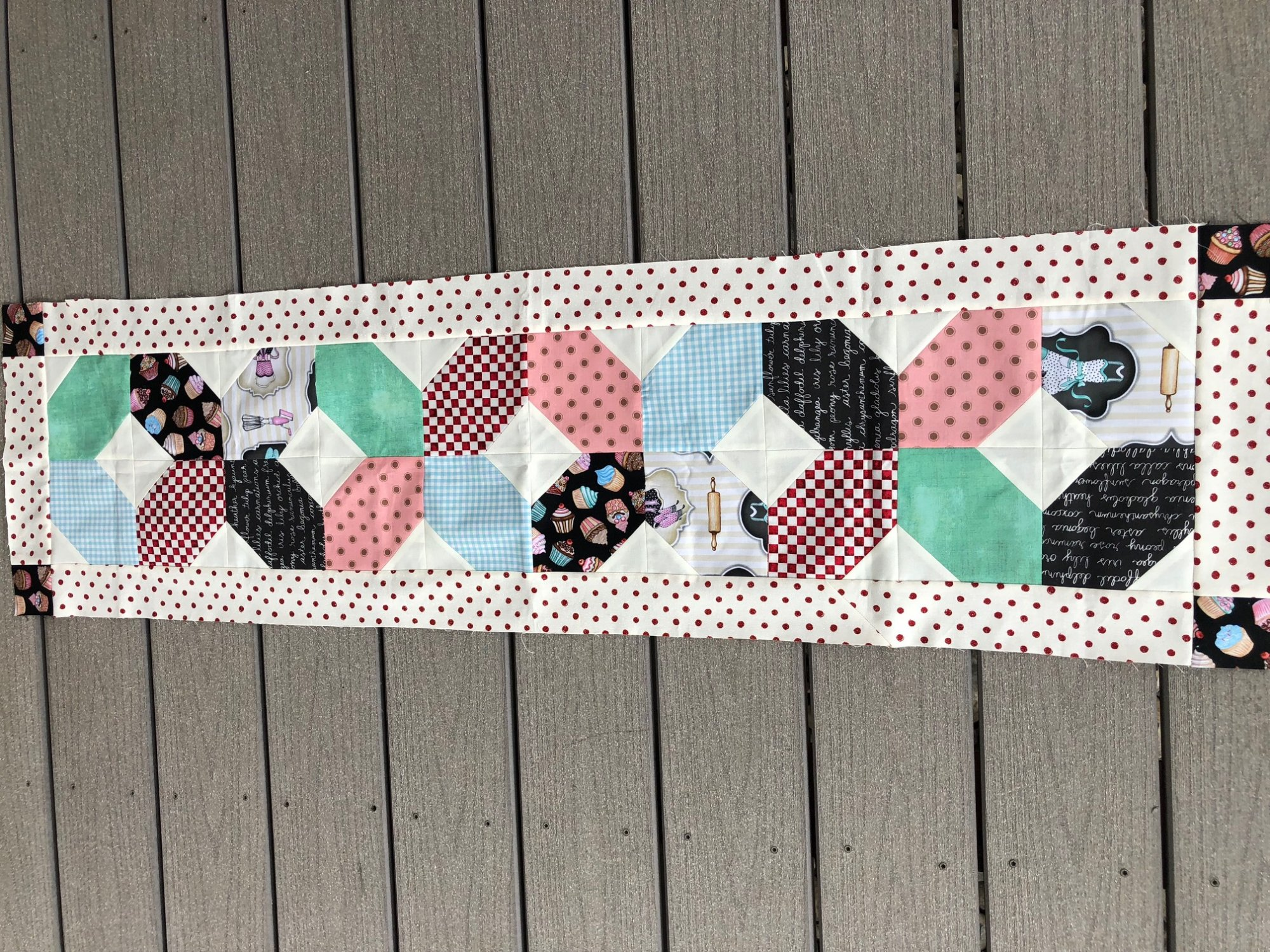 Penny Candy tablerunner kit