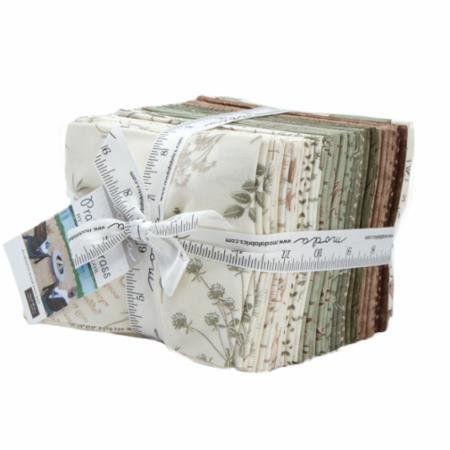 Prairie Grass Holly Taylor 25 fat quarter