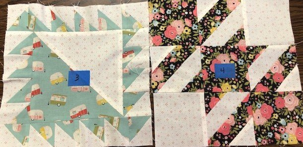 JOY IN THE JOURNEY Sewcialites Block of the Month