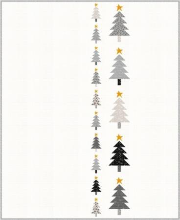 White Christmas Metallic Kit