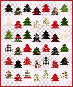 Live Love Sew Tree Farm pattern