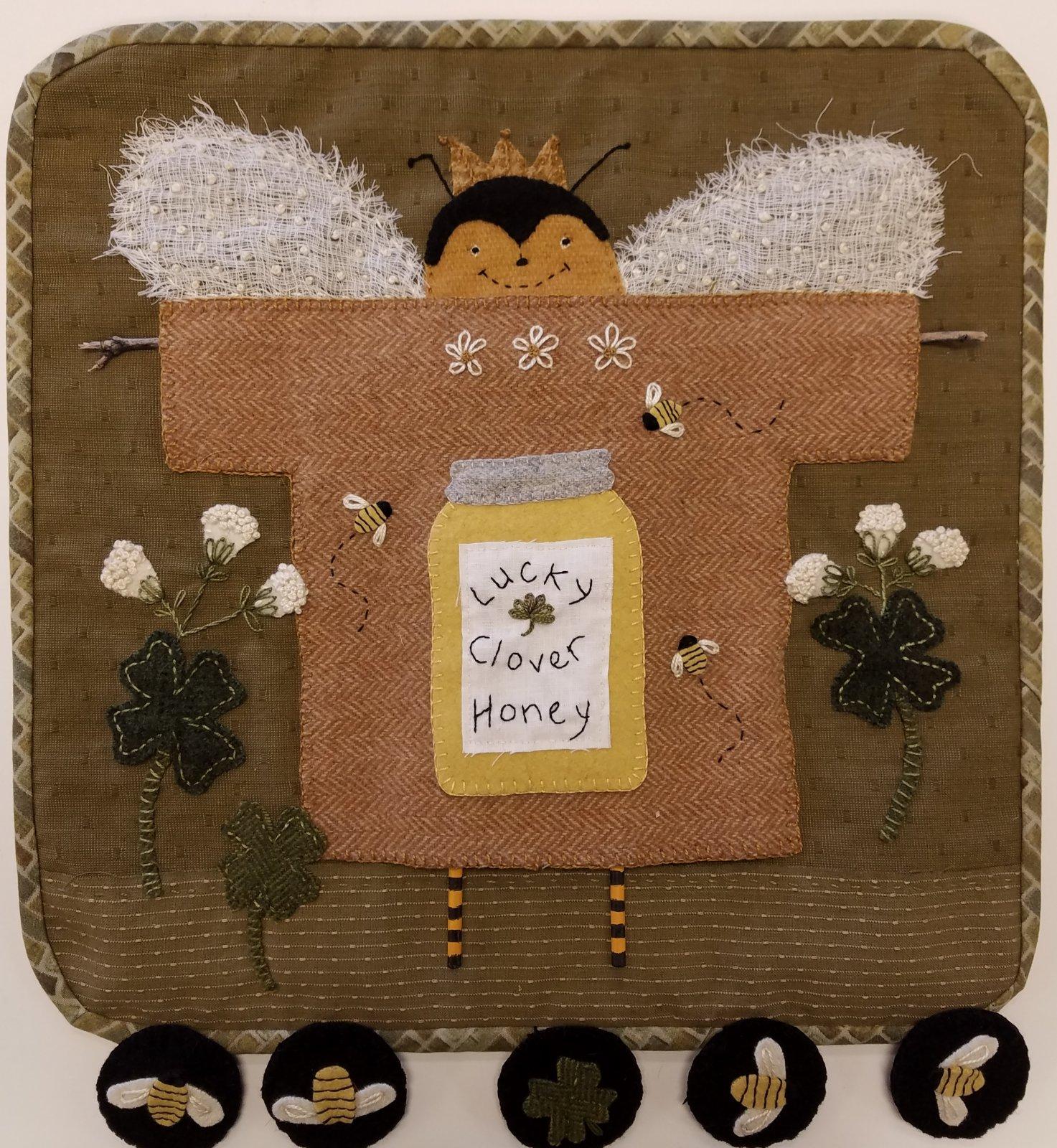 Clothesline Clover Bee Kit