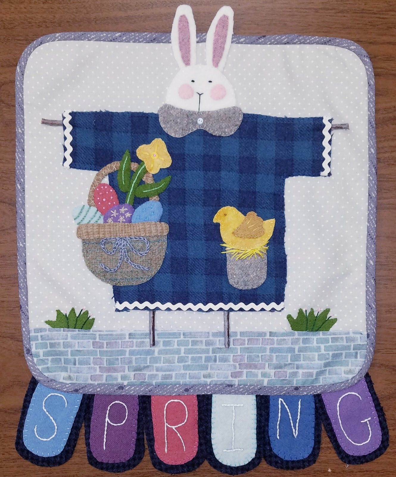 Clothesline Bunny Kit