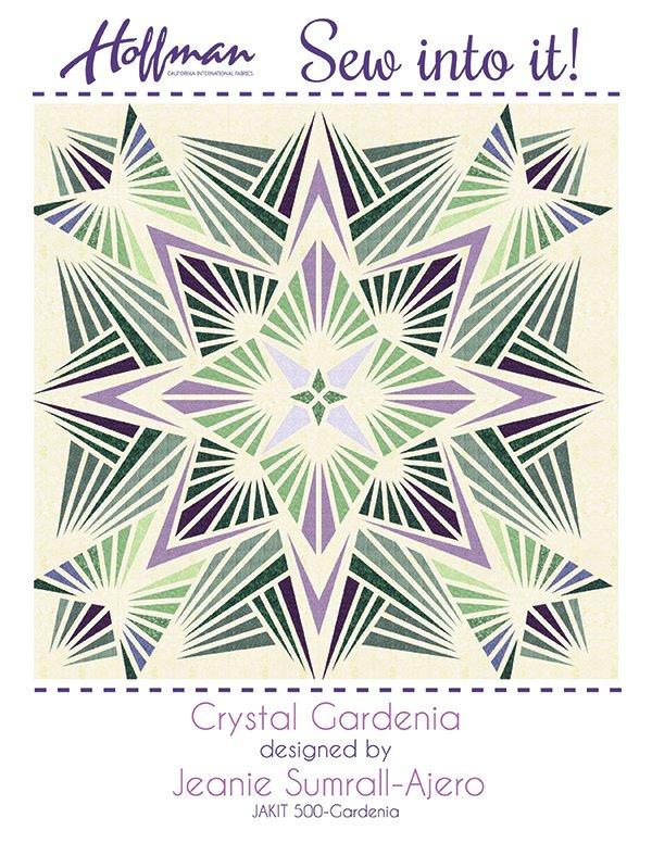 Crystal Gardenia kit