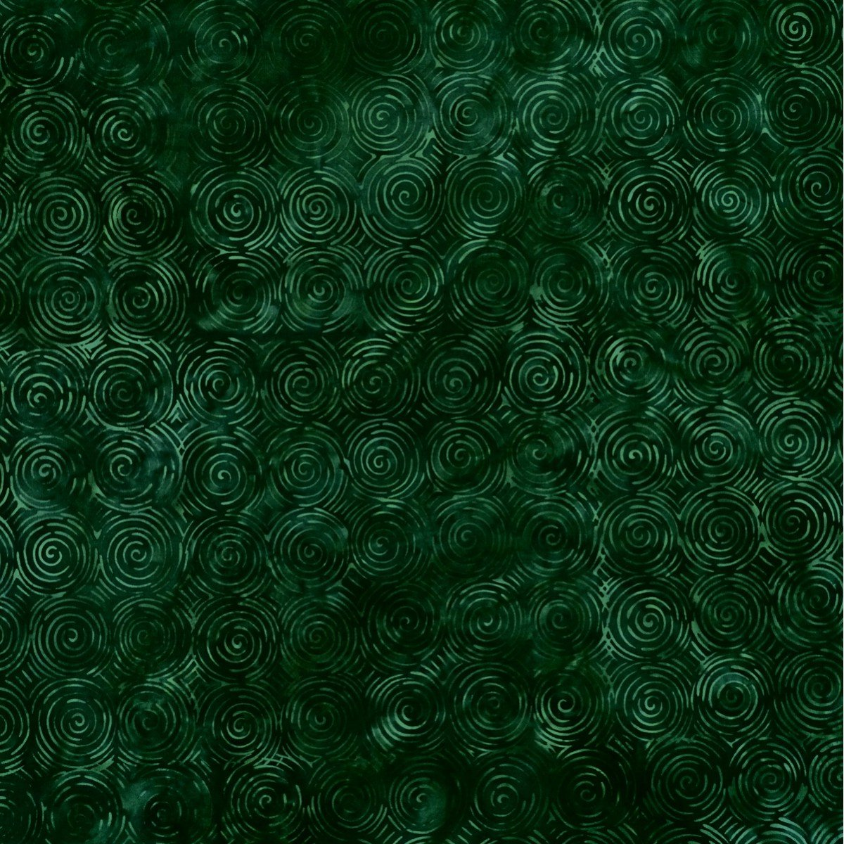 Batik by Mirah - Twilight Flight Dk Green