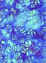 Batik Textiles - Water's Edge 3901
