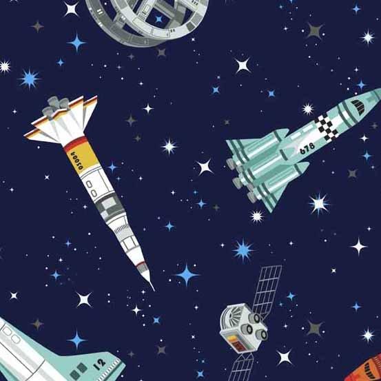Galaxy -Rockets