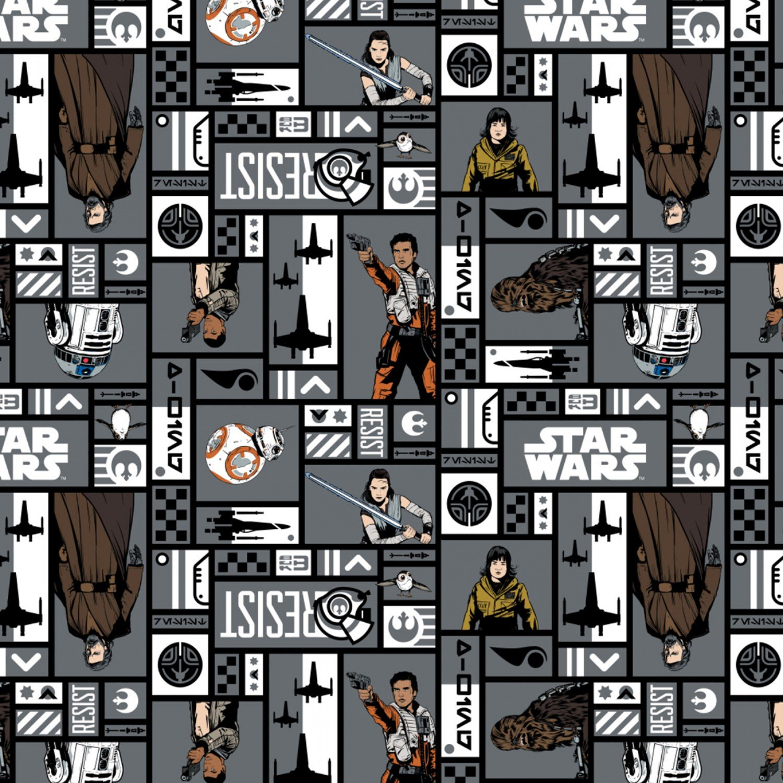 Star Wars - Resistance Heroes