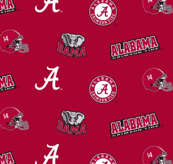 Alabama  Allover Print