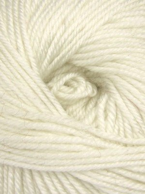 Cozy Soft Solids - Off White Col 02 by Ella Rae