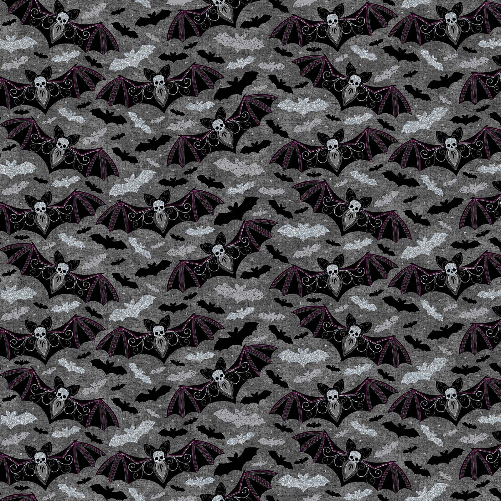 Elegantly Frightful - Dancing Bats