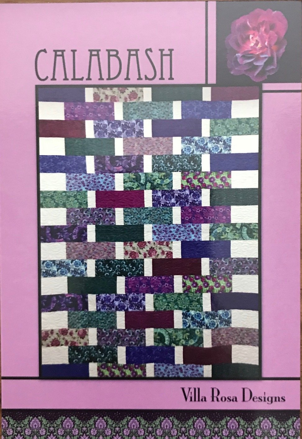 Postcard Pattern - Calabash