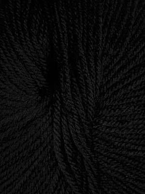 Cozy Soft Solid - Black Col 01  by Ella Rae