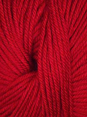 Cozy Soft - Bright Red Col 20 by Ella Rae