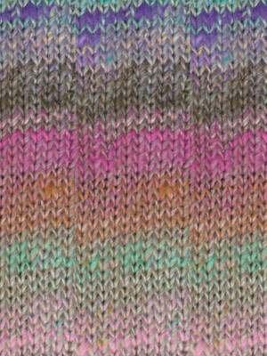 Noro Mirai - #09 Pinks Greens Violet