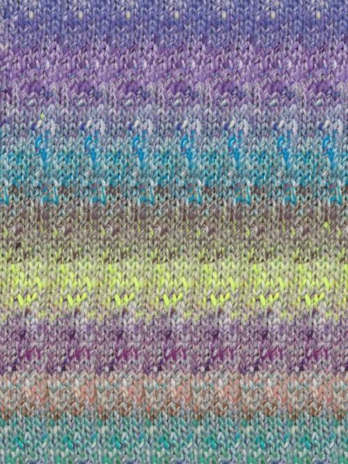 Noro Mirai - #13 Violet Orchid Turquoise