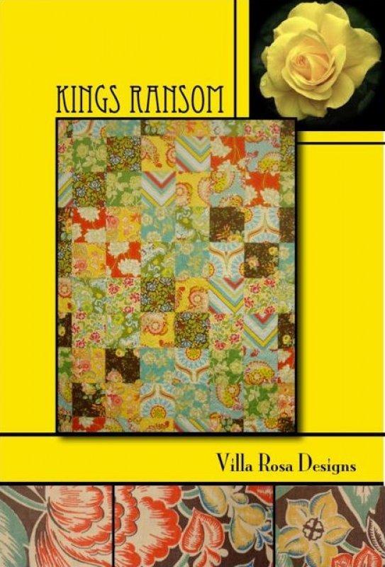 Postcard Pattern - Kings Ransom