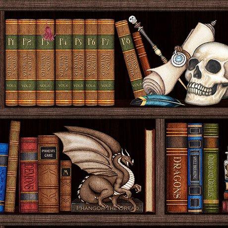 Spellbound - Wizard Library