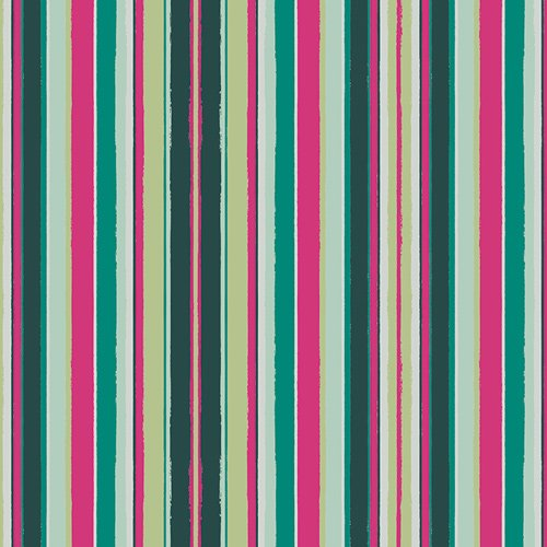 Loved To Pieces - Striped Flow Rainbow