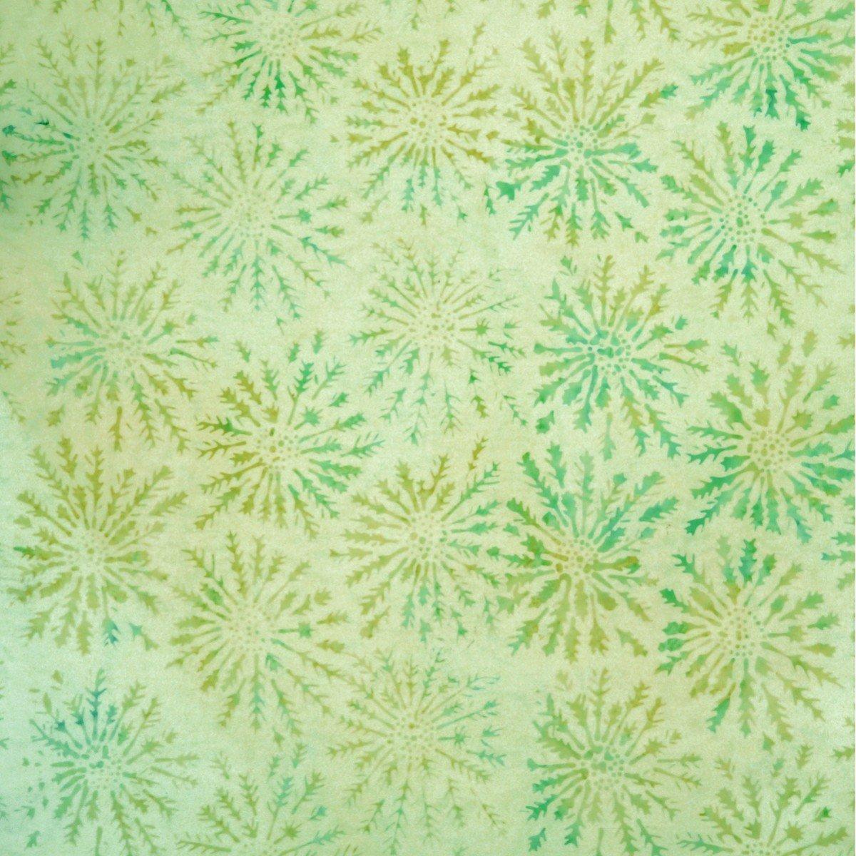 Batik by Mirah - Moss Moranda Light Green