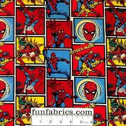 Amazing Spiderman Squares