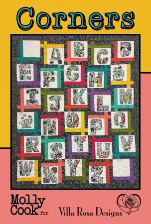 Postcard Pattern - Corners
