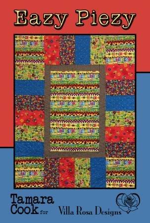 Postcard Pattern - Eazy Piezy