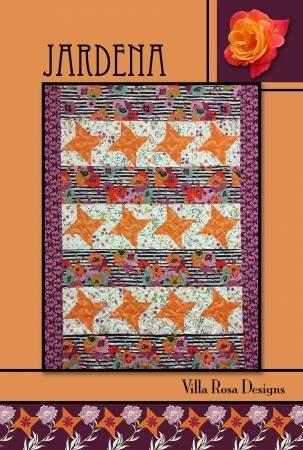 Postcard Pattern - Jardena