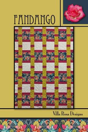 Postcard Pattern - Fandango