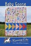 Postcard Pattern - Baby Goose