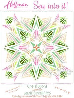 Kit: Crystal Blooms PreCut