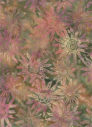 2549 Brasilia Collection bali batik -gray/mauve