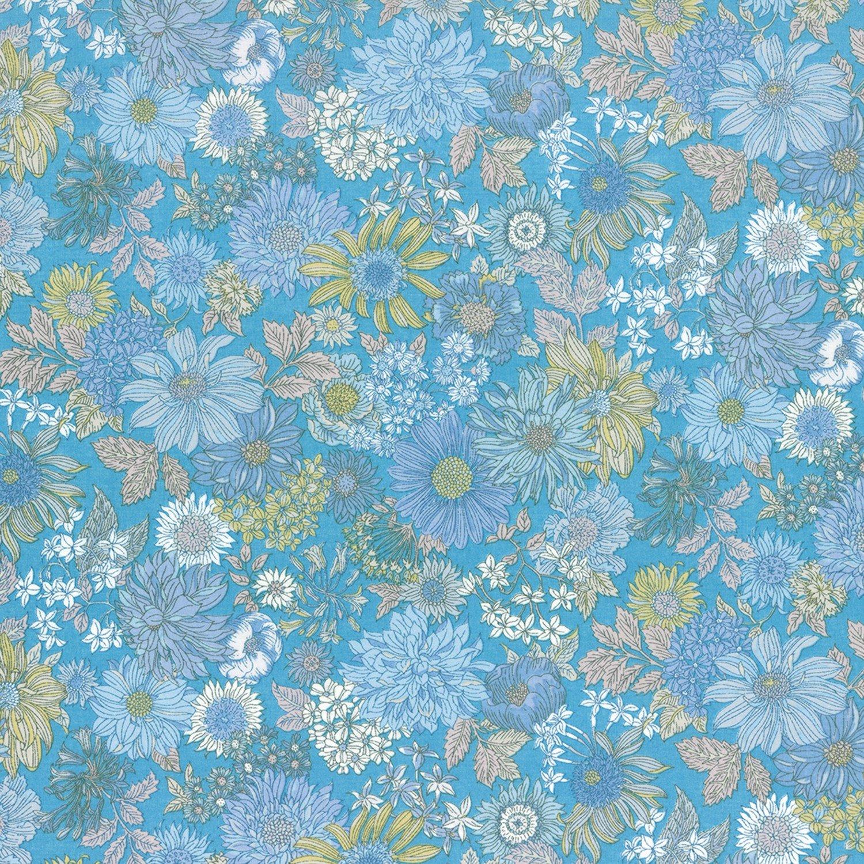 40738L-71 Memoire a Paris Basic Cotton Lawn