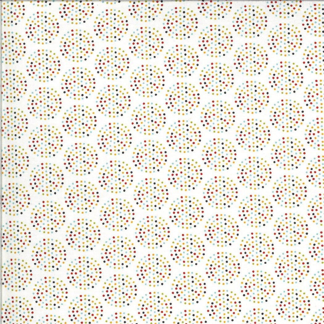 5806 25 ANIMAL CRACKERS--Vanilla Multi