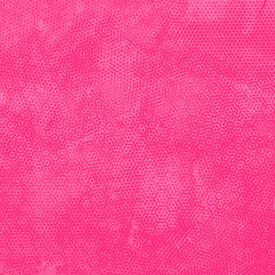 A-1867-E24 DIMPLES--Scorching Pink