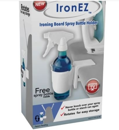 IronEZ w/Misting Bottle
