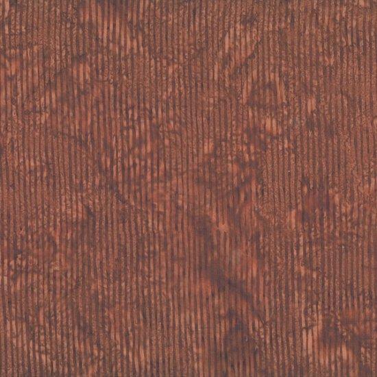 R2284-6 Brown BALI BATIK--SKINNY STRIPES