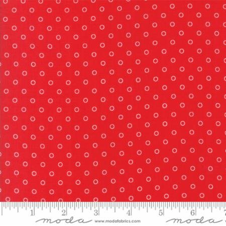 LITTLE DARLING DOT 55172-11 RED