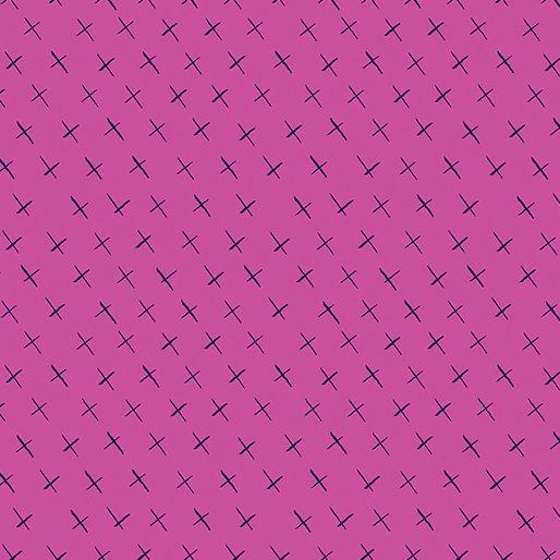 4664-22 crossmarks pink