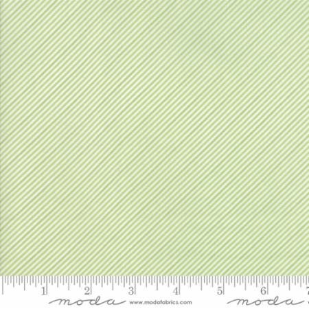 47527-11 COLEDALE STRIPES GREEN