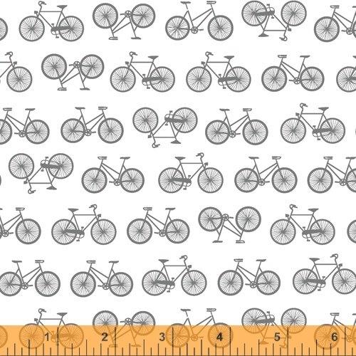 ENJOY THE RIDE 51995-2 WHITE tiny bicycles