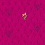 FAVORITE THINGS 52154-3 FLOWERS MAGENTA