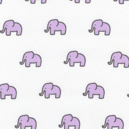 LITTLE SAFARI 2 FLANNEL AZPF-16891-23 LAVENDER