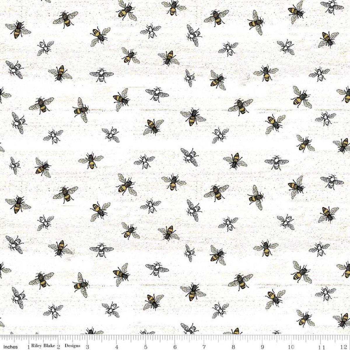 C10103-PARCHMENT bee's life