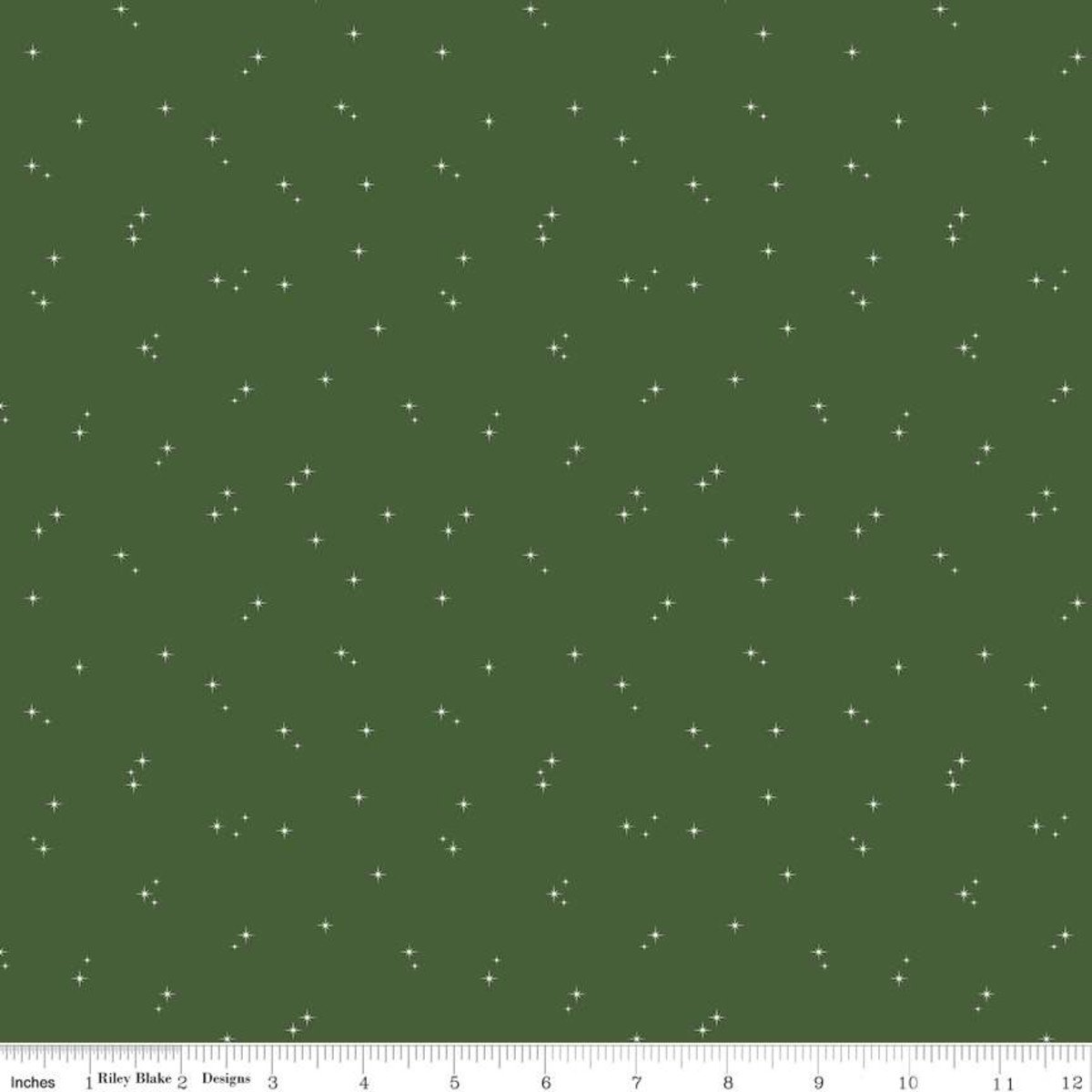 MOD MEOW C10284-GREEN STARS