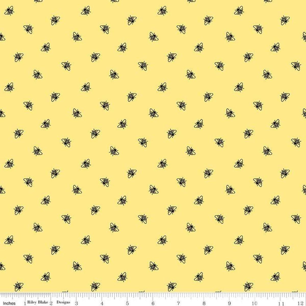 C8387-YELLOW HONEY RUN BEE