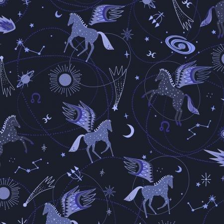 MYSTICAL EE100-MB2 astro_pegasus_midnight_blue
