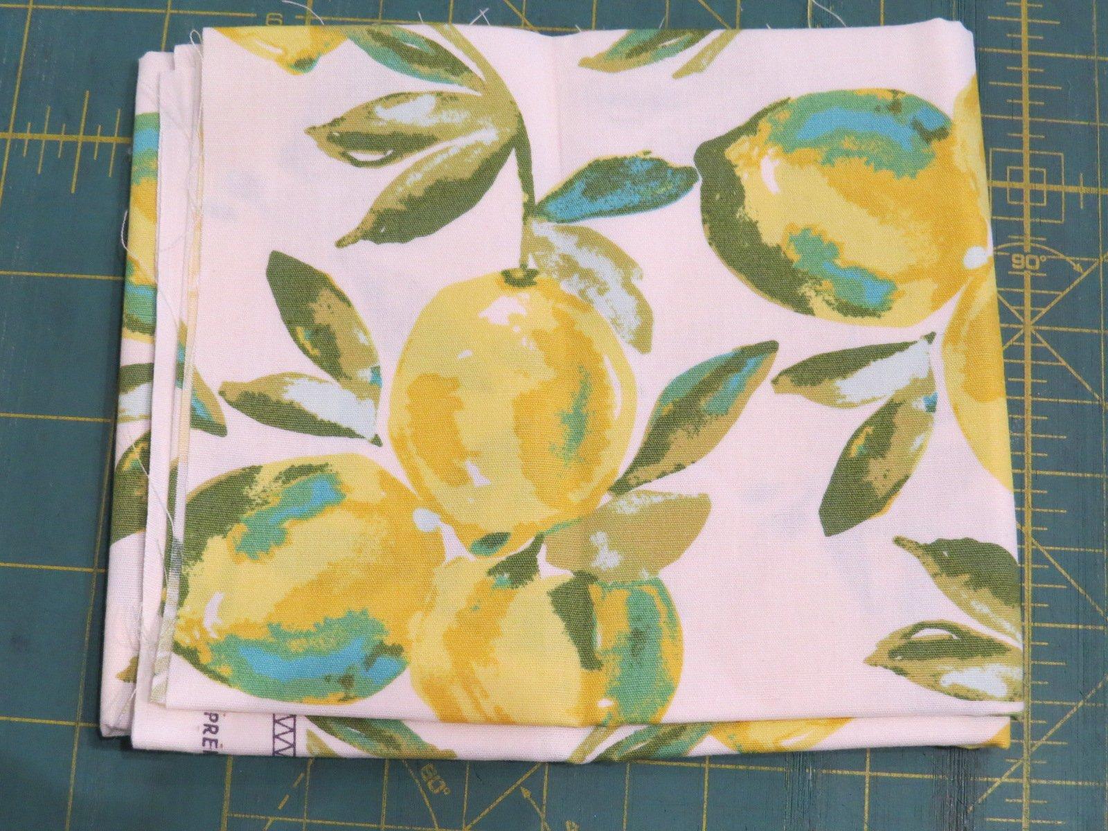 Fat Quarter - AGF Lemons