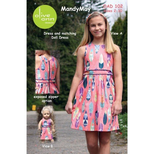 OLIVE ANN - MANDY MAY